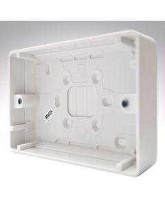 MK Surface Box 2 Gang 30mm