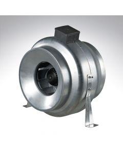 Monsoon 4 Inch Metal Cased Inline Centrifugal Fan