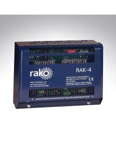 Rako 4 Channel Blind & Curtain Control Rack