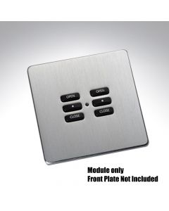 Rako 6 Button Wired Wall Switch