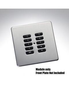 Rako 10 Button Wired Wall Switch
