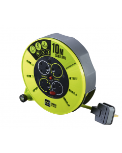 BG Electrical CMU10134SL 10 Metre Cassette Reel