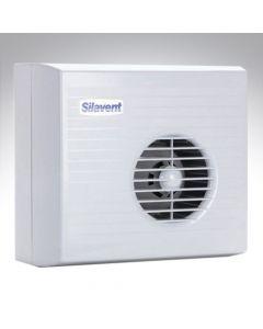 Silavent Curzon Centrifugal Fan + Humidistat + Timer