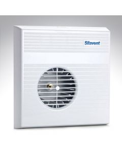 Silavent Mayfair 70 Low Voltage Centrifugal Fan + Timer