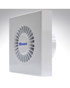 Silavent Extractor Fan SDF100BLV