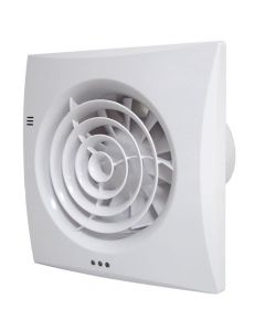 Silent Tornado ST100T Bathroom Fan with Timer