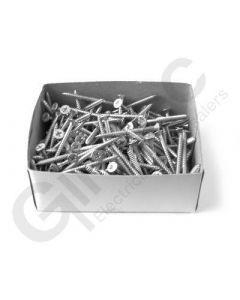 Box 200 x Pozidrive Wood Screws 8 x 2