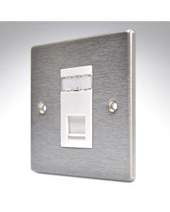 Hartland Stainless Steel Data Socket