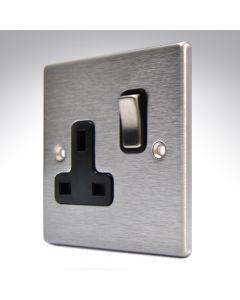 Hartland Stainless Steel Single Socket