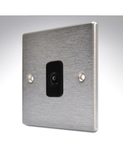 Hartland Stainless Steel TV Socket
