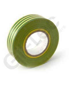 Insulation Tape 20mm Green / Yellow