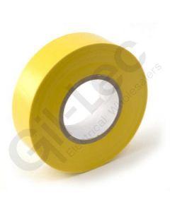 Insulation Tape 20mm Yellow