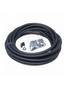 Univolt 25mm Flexible Conduit Pack With 10 Glands/Lock
