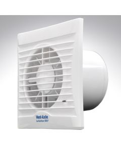 Lo Carbon Silhouette 4 Inch Extractor Fan + Timer