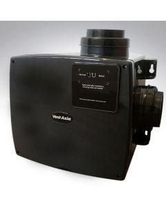 MVDC-MSH Whole House Mechanical Ventilation Unit + Humidistat