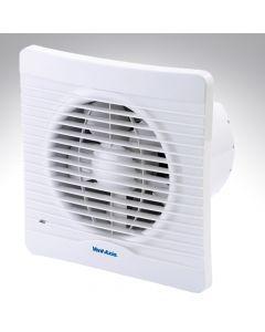 Silhouette Slimline Six Inch Extractor Fan
