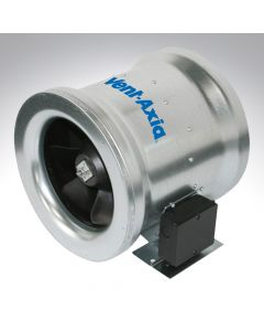 Vent Axia ACM250 250mm Commercial Inline Duct Fan