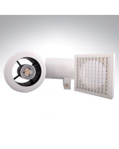 Vent Axia Shower Extractor Fan & Light Kit + Timer