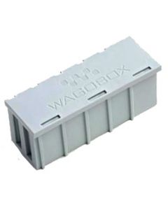 Wago 51008291 WAGOBOX Grey Multipurpose Electrical Junction Box