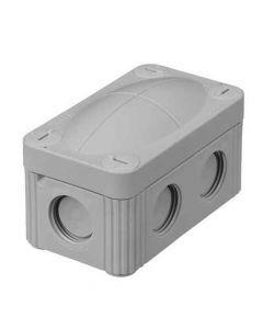 Wiska Junction Box 85x49x51mm Grey