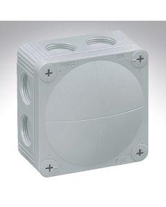 Wiska Box Grey 85x85x51mm