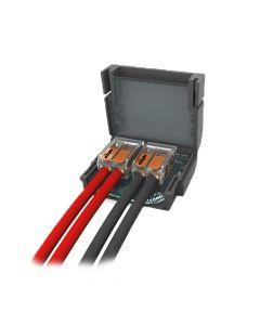 WISKA Shellbox 222 2x2 Way Gel Connector Box
