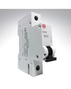 Wylex MCB SP 1 Module 50A 6kA