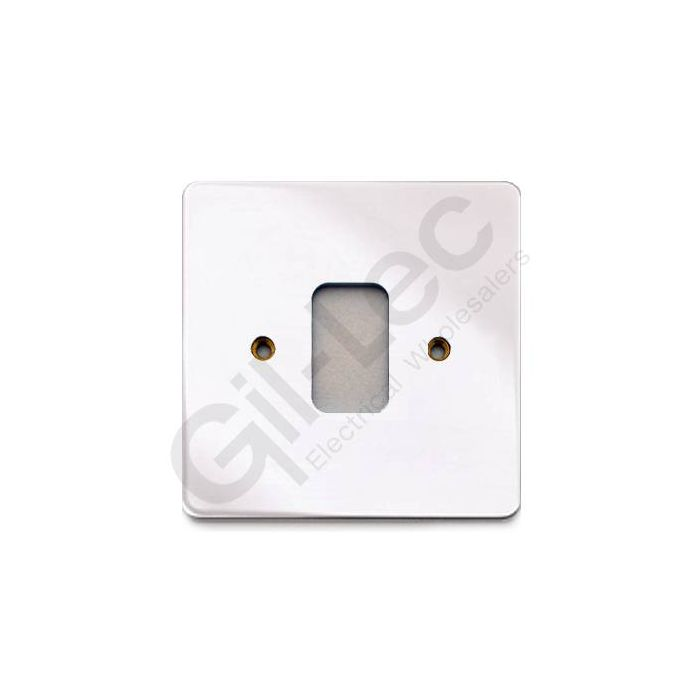 MK Electric Edge 20 Amp Dp 1 Way Printed Switch Module for Tumble Dryer