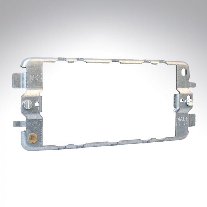 K3701 MK Grid Plus One Gang One Module Grid Mounting Yoke//Frame New